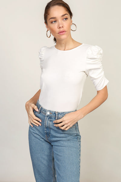 Delilah Puff Sleeve Top