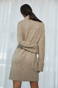 Madelyn Turtle Neck Sweater Dress