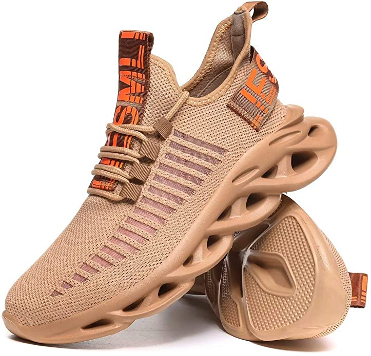 GSLMOLN - Ultralight, Breathable, Casual, Sports, Sports, Sports, Sports, Sports, Sports, Athletic, Walking, Gym Mesh Mens Sneakers