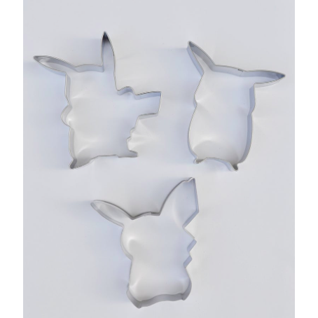 PIKACHU COOKIE CUTTER