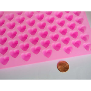MINI HEARTS MOLD (55 Cavity)