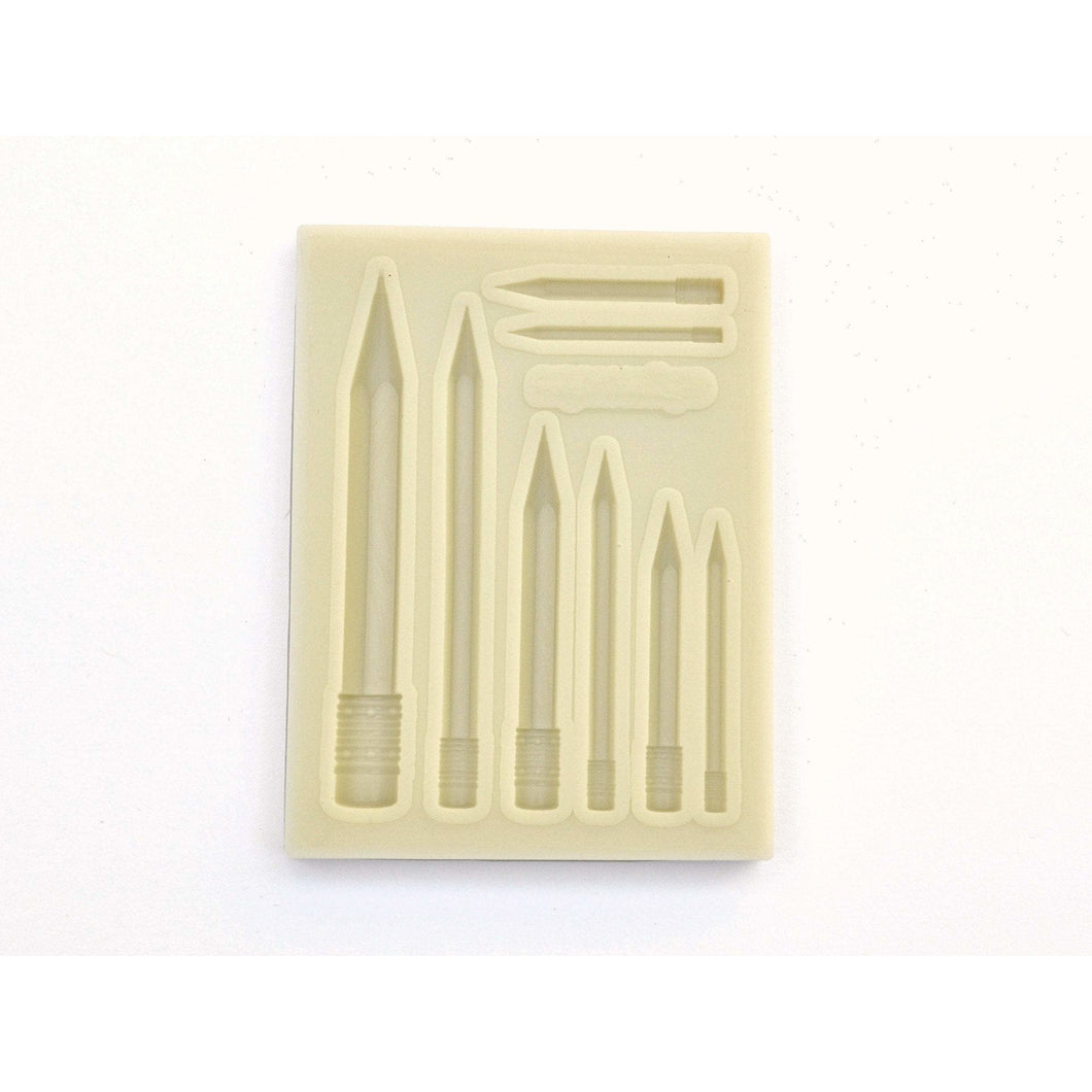 PENCILS SILICONE MOLD