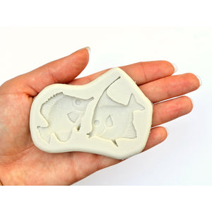 TROPICAL FISH MOLD