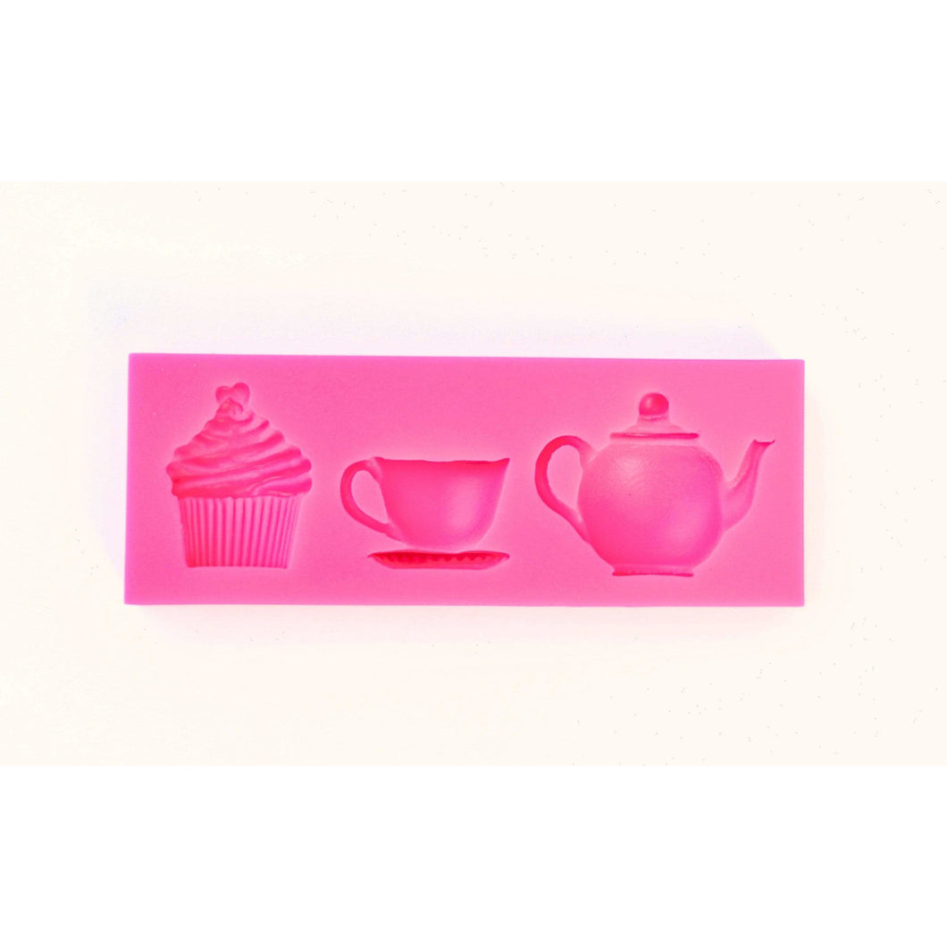 TEA PARTY MOLD