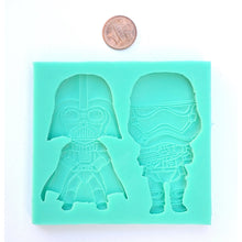 Load image into Gallery viewer, STAR WARS INSPIRED MOLD