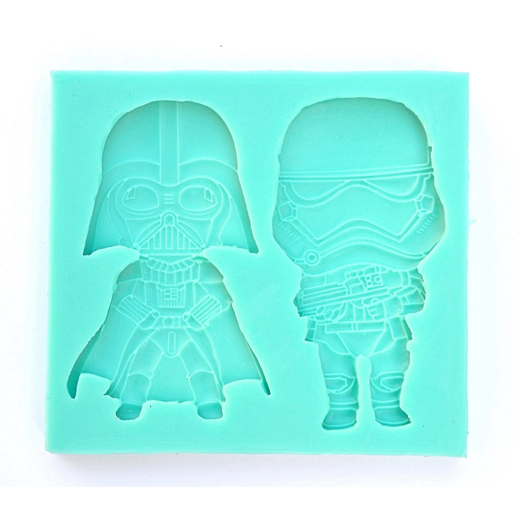 STAR WARS INSPIRED MOLD