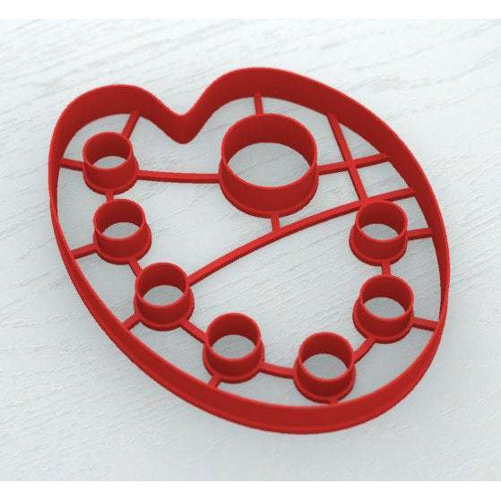 ART PALETTE COOKIE CUTTER