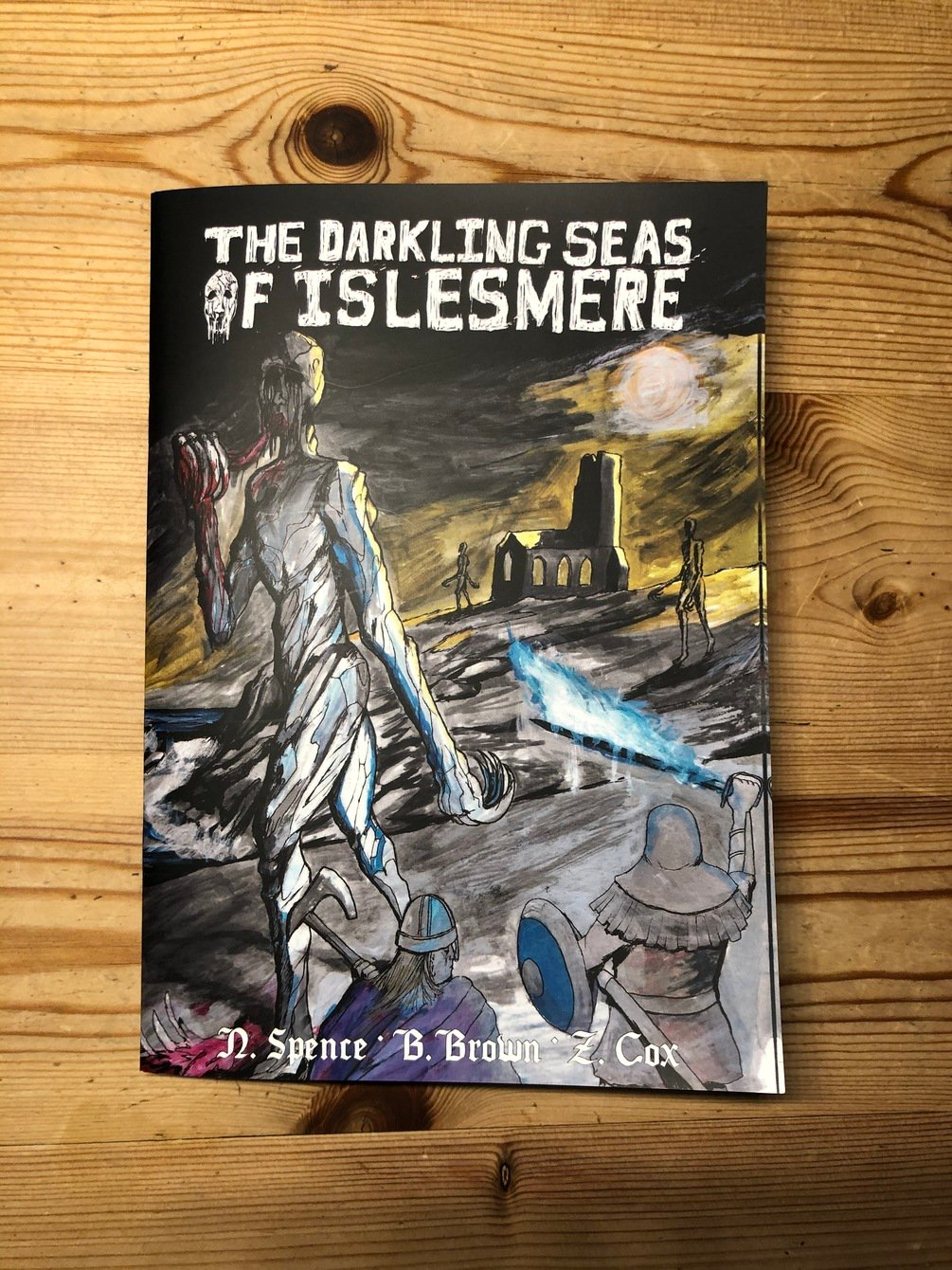 Best Left Buried: Darkling Seas of Islesmere