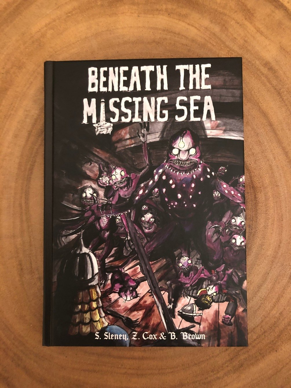 Best Left Buried: Beneath The Missing Sea