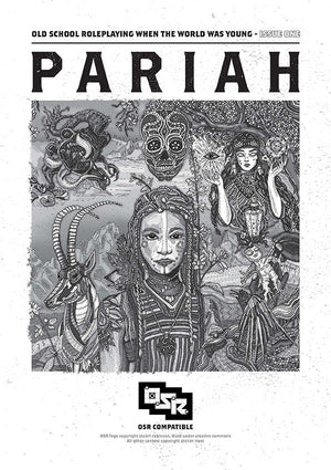 PARIAH Volume 1