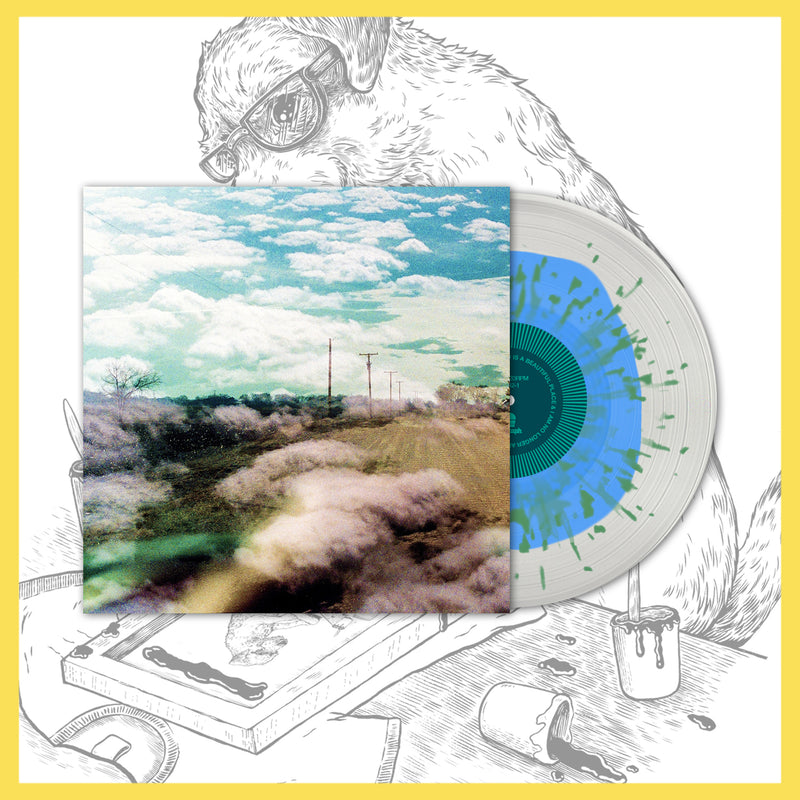 "TWIABP&IANLATD - Always Foreign 12"" LP - GJD! Exclusive Variant /500"