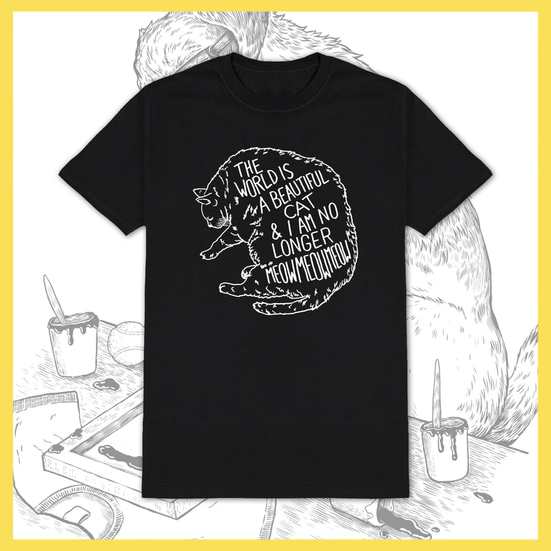 TWIABP&IANLATD - The World Is A Beautiful Cat... - T-Shirt