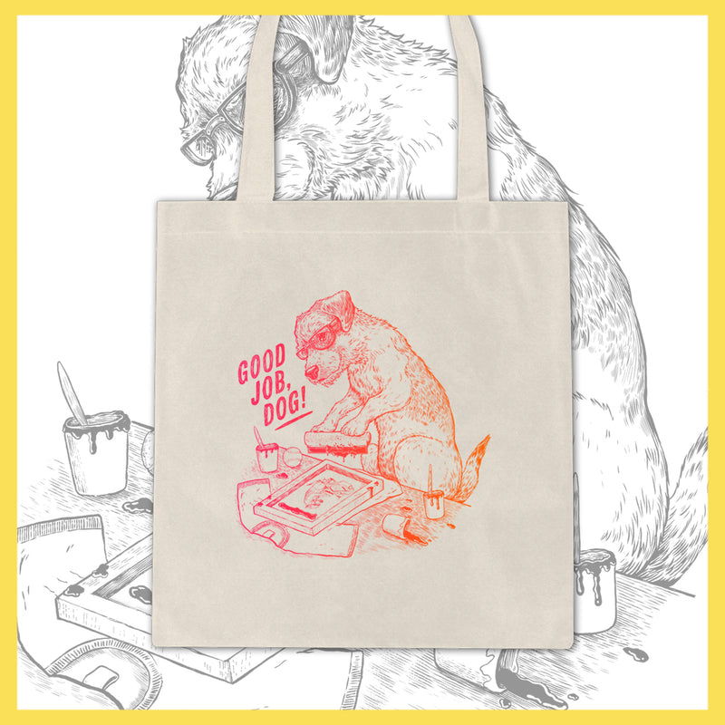 Good job, Dog! - Charlie Blend - Tote Bag