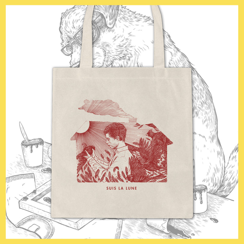 Suis La Lune - Lost Moments - Tote Bag