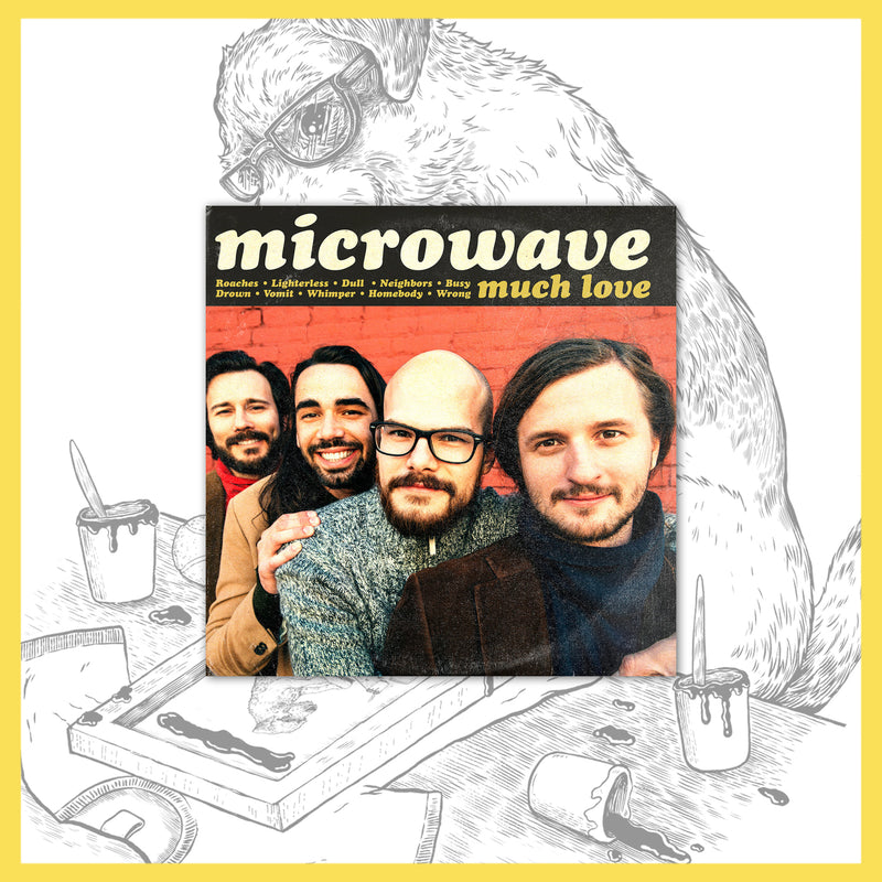 Microwave - Much Love CD