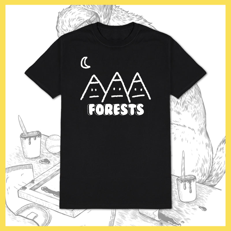 *US ONLY* Mountains - T-Shirt