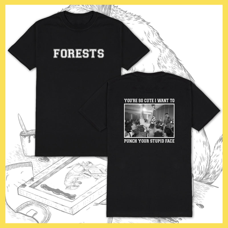 Forests - Punch! - T-Shirt