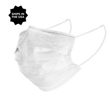 Load image into Gallery viewer, FDA approved 3-Ply Disposable Mask Ship same day from USA