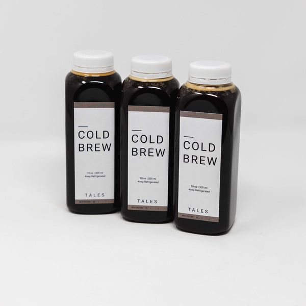 Cold Brew Bottles
