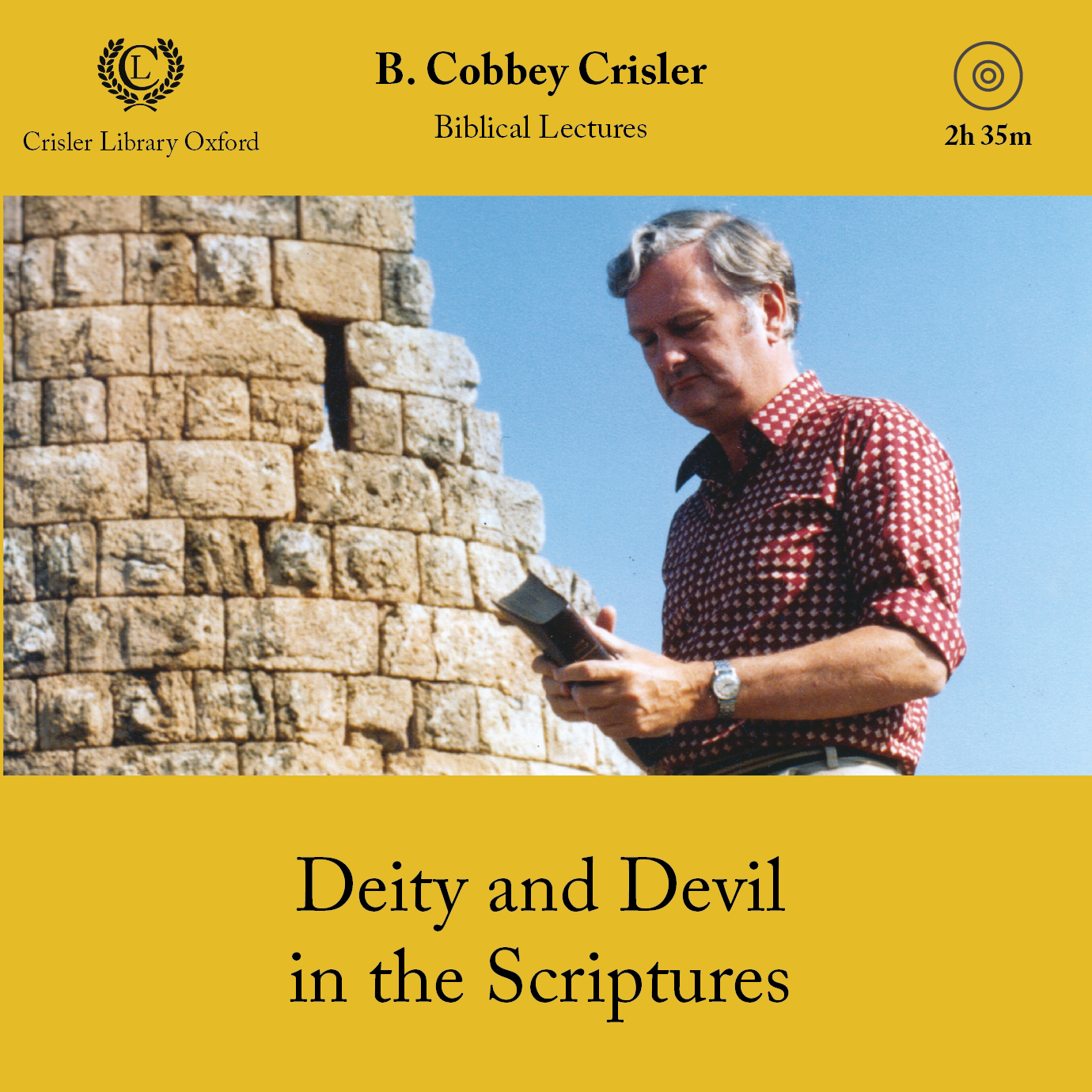 Deity and Devil in the Scriptures