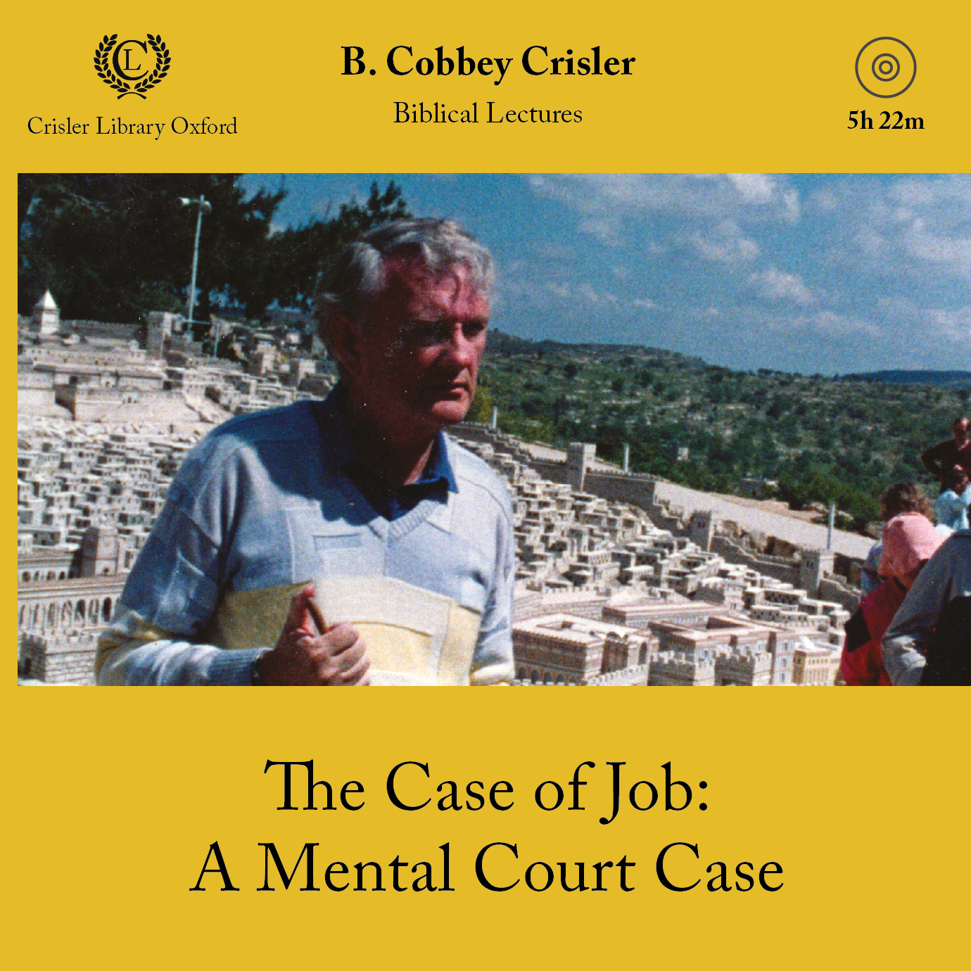 The Case of Job: A Mental Court Case