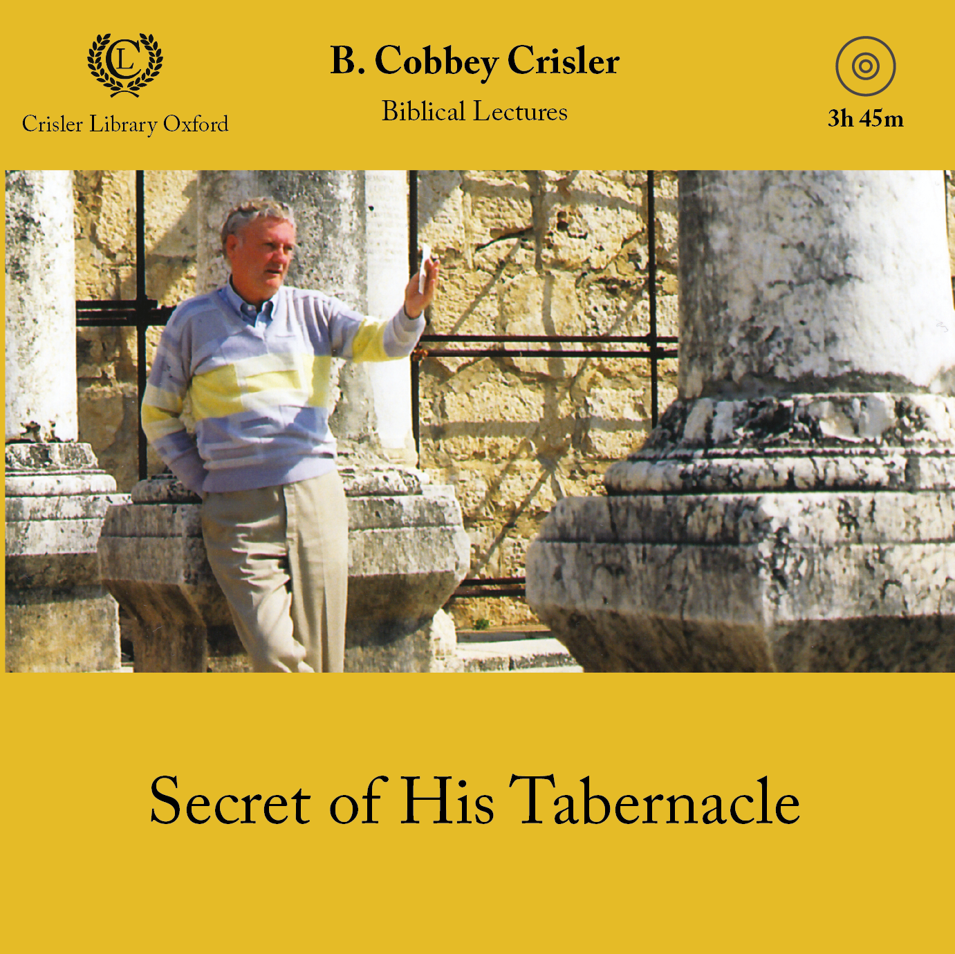 Secret of His Tabernacle