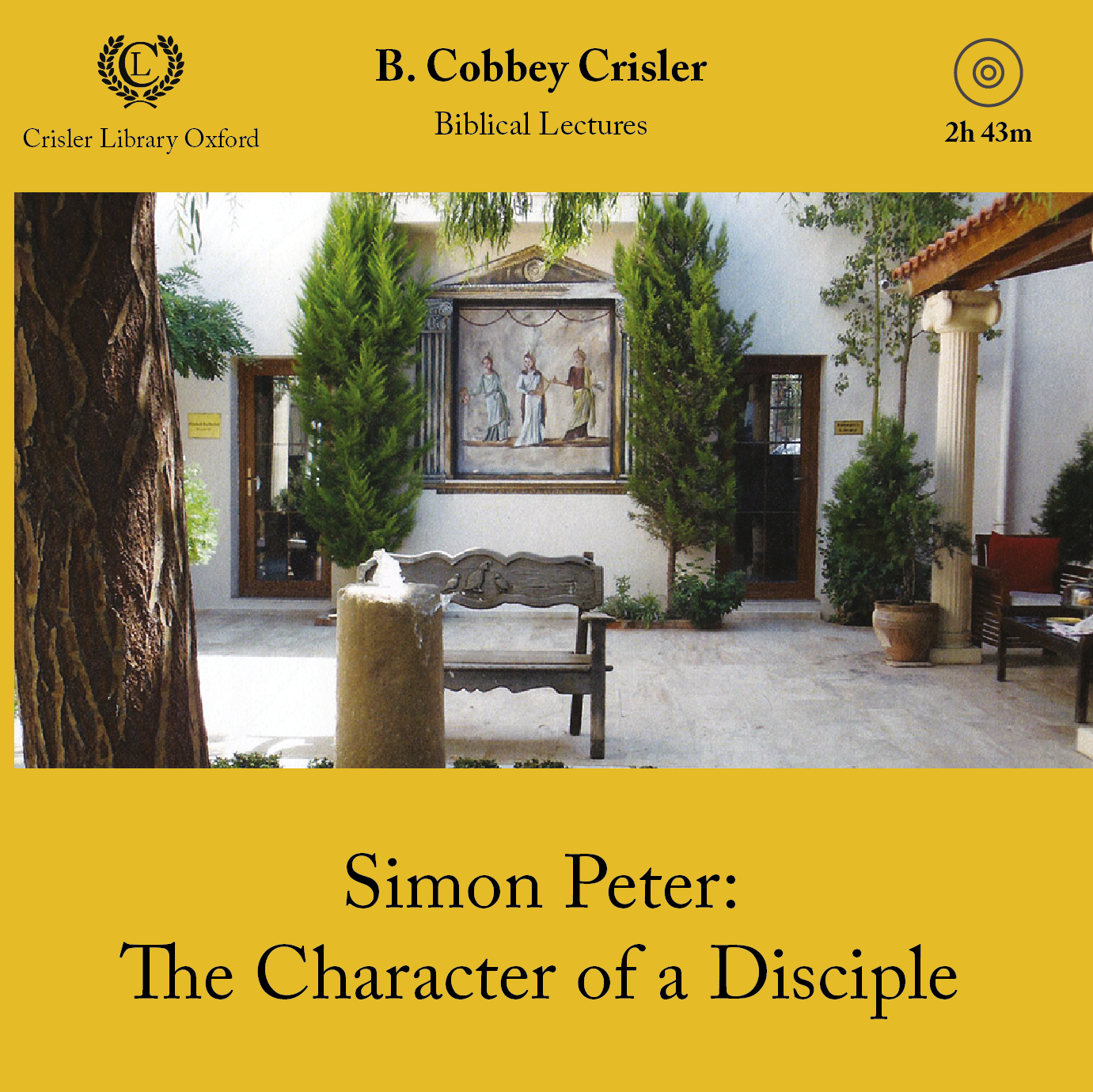 Simon Peter: The Character of a Disciple