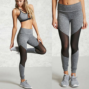 Sport Women Fitness Workout Push Up Casual High Waist Legging - Best LuxorShop