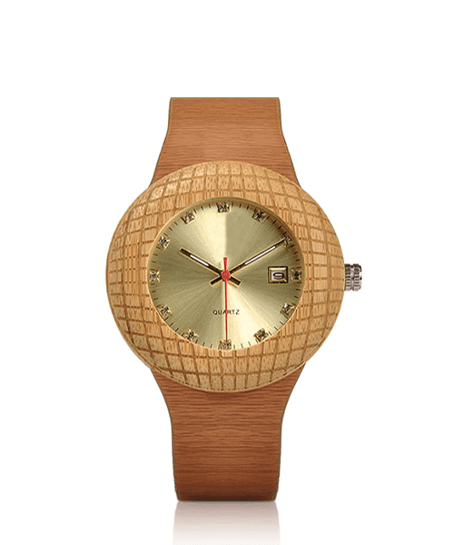 MONTRE BOIS FEMME <BR> BE Betty