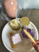 Load image into Gallery viewer, 'CALM' Cleansing Bundle - Palo Santo + Amethyst
