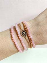 Load image into Gallery viewer, Rose Quartz Crystal Energy Bracelet