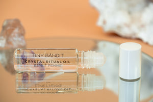 Crystal Infused Ritual Body Oil - Esprit Femme