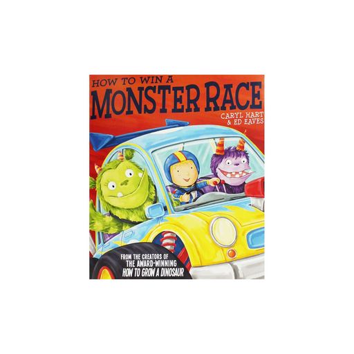 PB How To Win A Monster Race