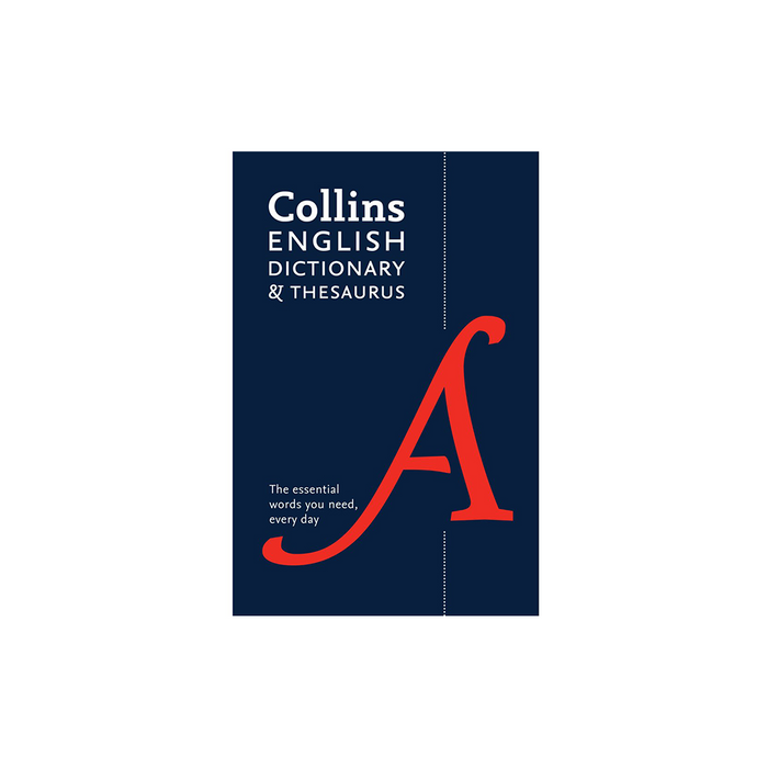 D-Collins English Dictionary & Thesaurus