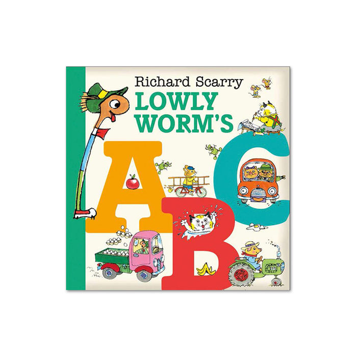 Lowly Worms ABC