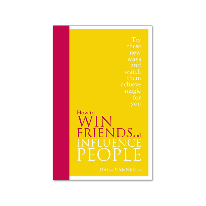 Dale Carnegie : How to Win Friends & Influence People HC