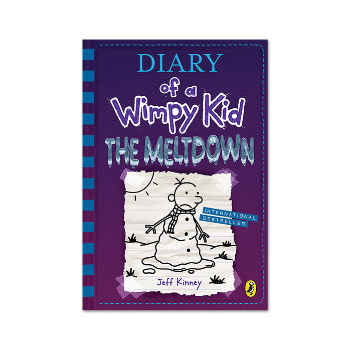 Diary of a Wimpy Kid #13 Meltdown PB