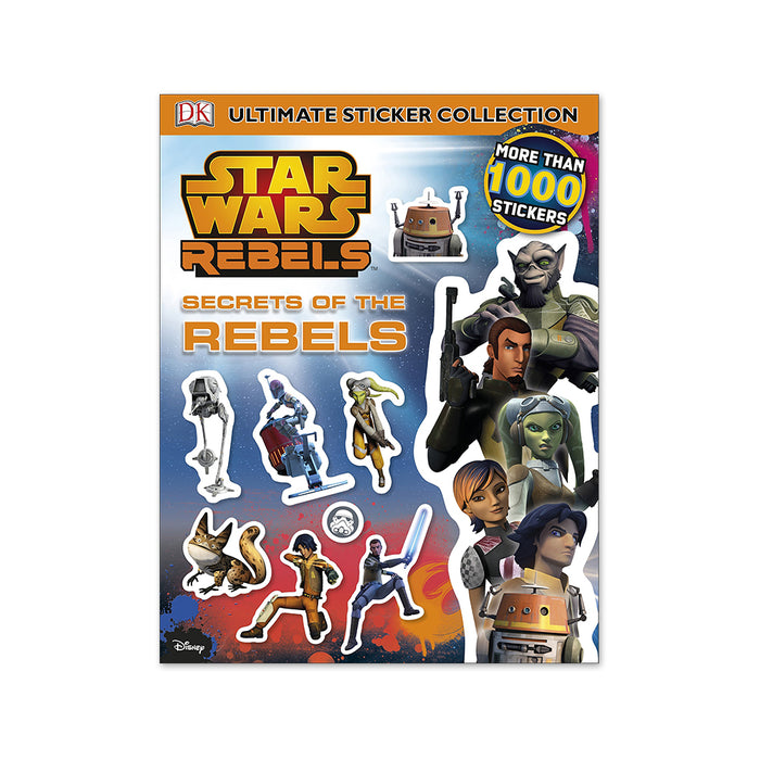 DK Star Wars Secrets of the Rebels