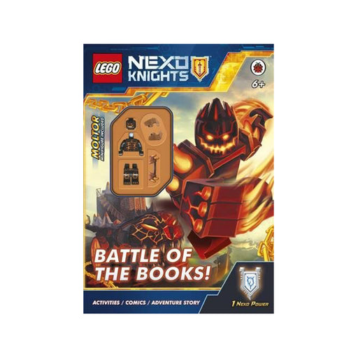 LEGO Nexo Knights Battle of the Books!