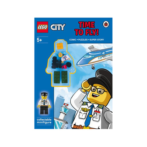 LEGO City Time to Fly!