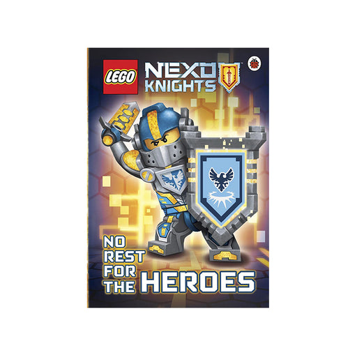 LEGO Nexo Knights No Rest for the Heroes