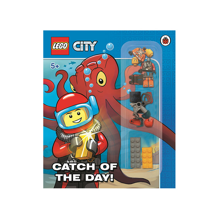 LEGO City Catch Of the Day!