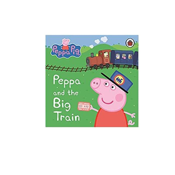 Peppa Pig : Peppa & the Big Train