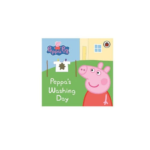 Peppa Pig : Peppa Washing Day