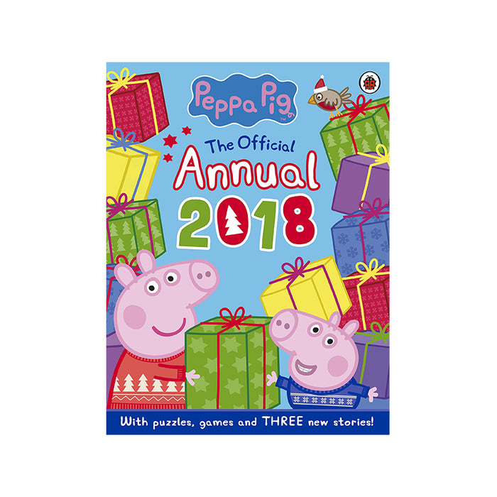 Peppa Pig : Official Annual 2018