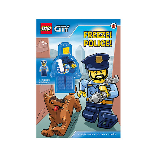 LEGO City Freeze Police!