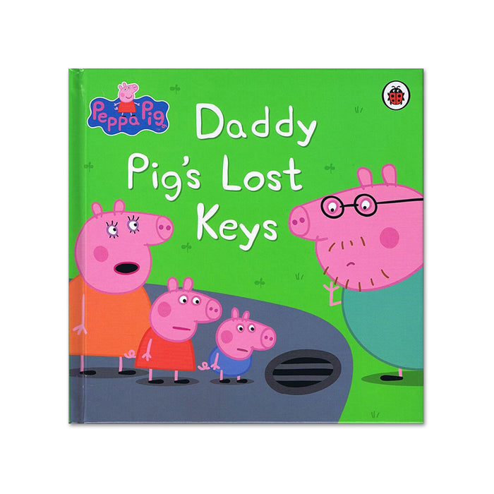 Peppa Pig : Daddy Pigs Lost Keys