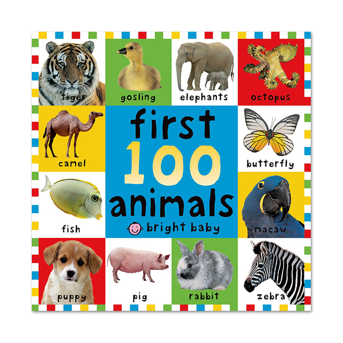 Bright Baby First 100 Animals