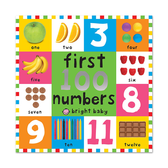Bright Baby First 100 Numbers