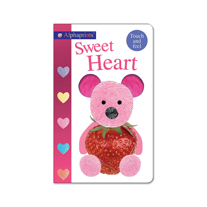 Alphaprints : Sweet Heart